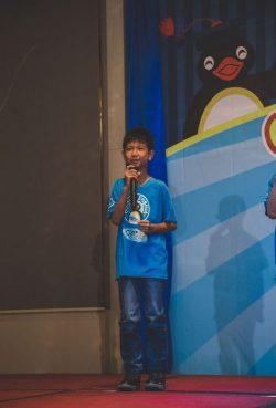 kids speak with confidence